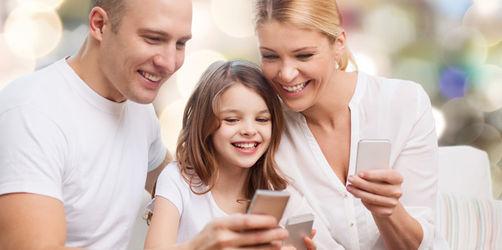 Familien-Planer fürs Smartphone: Die besten digitalen Helfer für jede Generation
