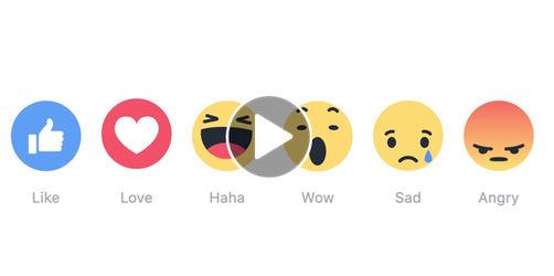 Neue Facebook Emoji-Symbole ab sofort weltweit verfügbar
