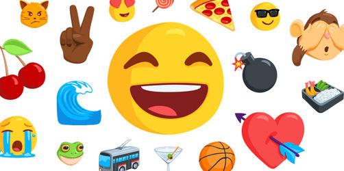 Neue Facebook Emojis: Diese 1.500  Icons gibt's jetzt im Messenger