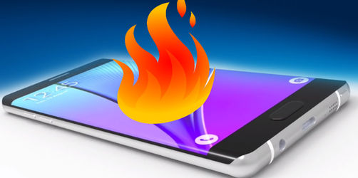 Samsung rät: Galaxy Note 7 sofort ausschalten - So können Sie jedes Smartphone vor Brand schützen
