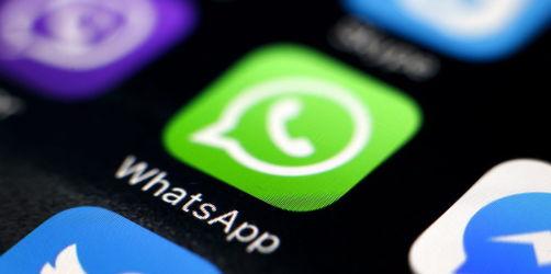 WhatsApp: Messenger führt Video-Anrufe ein