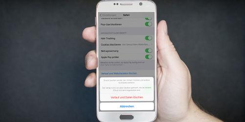 Android und iPhone: So wird der Cache gelöscht