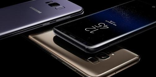 Samsung stellt neues Top-Modell vor: So sieht das Galaxy S8 aus
