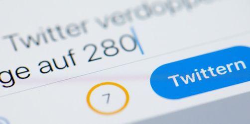 Twitter verdoppelt: Ab jetzt gibt's 280 Zeichen pro Tweet