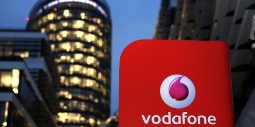 Vodafone: Störungen im Netz behoben