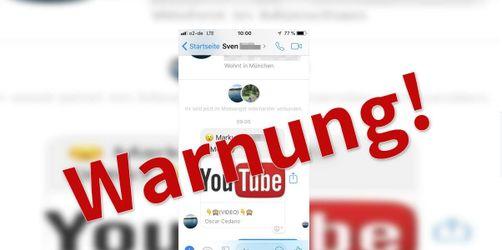 Neue Facebook Abzocke: Vorsicht vor diesen Youtube-Links