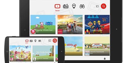 YouTube Kids: Das kann die neue App und so funktioniert sie