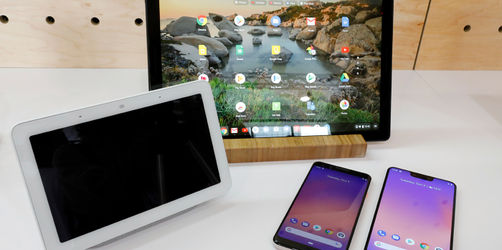 Das können die neuen Smartphones von Google: Pixel 3 und Pixel 3 XL