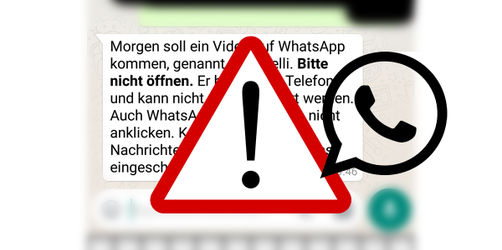 """Martinelli""-Video: Fake-Virus bei WhatsApp"