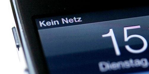 """""""Kein Empfang!"""": Bund startet Funkloch-App - Handynutzer können mithelfen"""