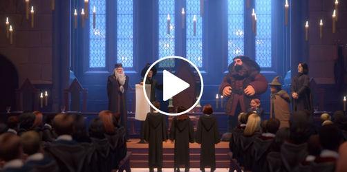 Das Harry Potter Hogwarts Mystery Game ist endlich da