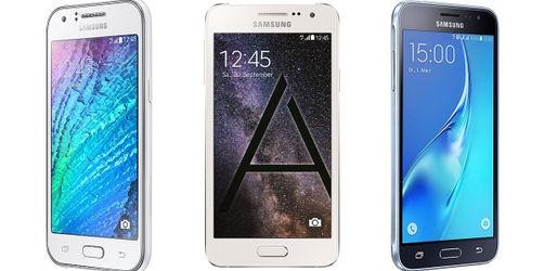 Samsung stellt Sicherheitsupdate ein: Diese drei Smartphones sind betroffen