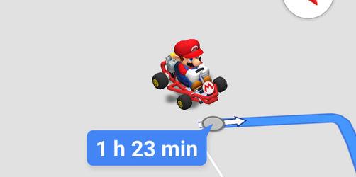 Super cool: Super Mario navigiert euch durch Bayern