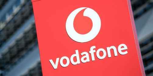 Vodafone: Erhebliche Störungen im Mobilfunknetz