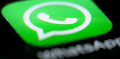 "Achtung Fake: WhatsApp Virus ""Martinelli"""
