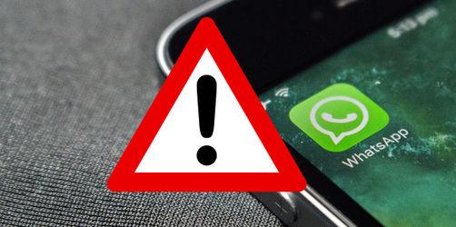 Sofort updaten! Gravierende Sicherheitslücke bei WhatsApp