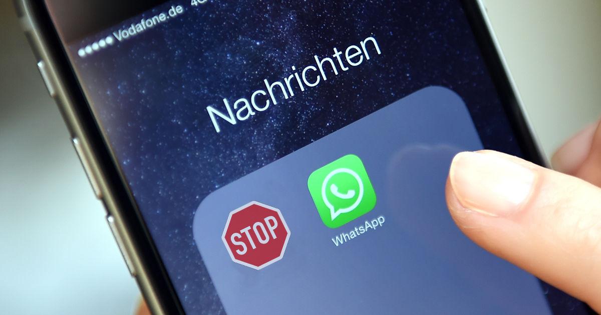 Whatsapp Abgeschaltet