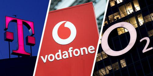 Internet, Festnetz und Mobilfunk: Bundesweite Störungen bei Telekom, Vodafone & Co.