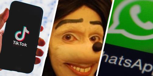"""Achtung WhatsApp-Kettenbrief: """"Grusel-Goofy"""" bewegt Kinder zu gefährlichen Aktionen"""