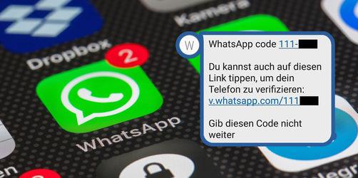 Vorsicht WhatsApp-Nutzer: Betrüger verschicken diese neue Fake-Nachricht
