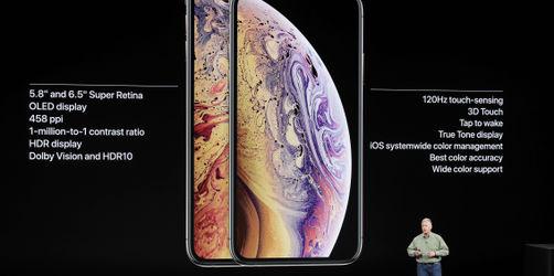 Drei iPhones und eine Smart-Watch: Was können die neuen Apple-Produkte?