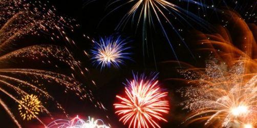 Vorsicht mit Silvester-Feuerwerk!