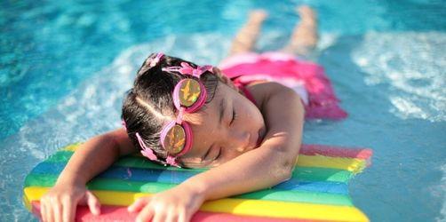 Sicherheit von Schwimmhilfen
