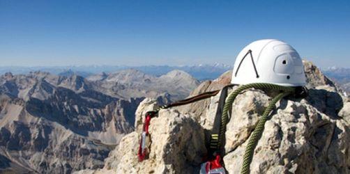 Viele Klettersteigsets weisen erhebliche Mängel auf
