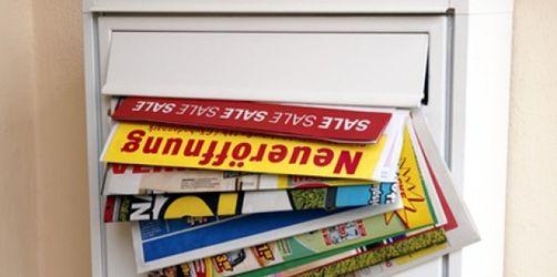 Schutz vor unerwünschter Werbung im Briefkasten