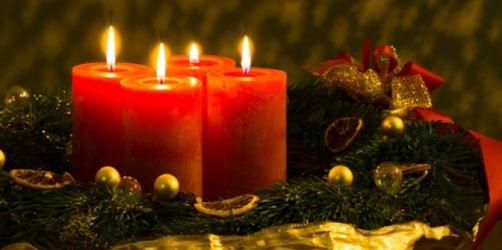 Adventszeit ist Kerzenzeit / Selbstverlöschende Kerzen mit dem RAL-Gütezeichen bieten doppelte Sicherheit