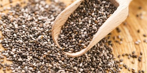 Chia-Samen: Was ist dran und drin? Verbraucherzentrale informiert über den neuen Ernährungstrend