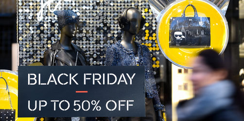 Black Friday und Cyber Monday: LIVE-Ticker mit den besten Deals!