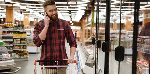 Handy-Flatrates vom Supermarkt: Diese Discounter sind am günstigsten