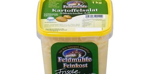 Rückruf bei Edeka: Kartoffelsalat kann Metall-Fremdkörper enthalten