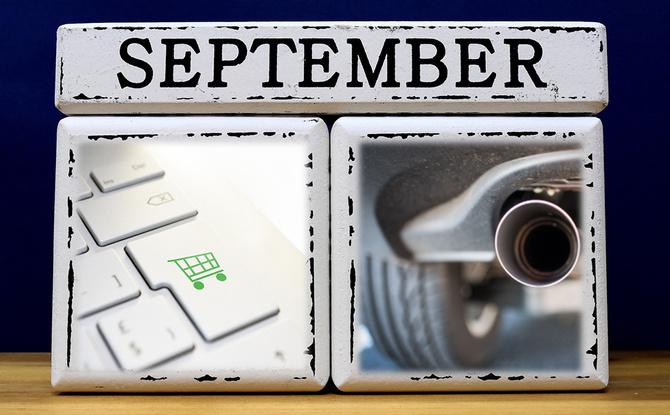 Online-Shopping, Abgas-Tests & freie Kitas - Das ändert sich im September