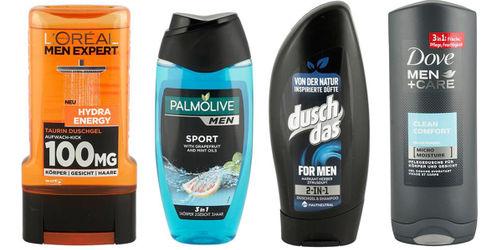 50 Duschgele im Test: Fast jeder dritte Duft fällt durch – darunter viele Marken