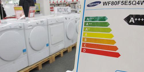 Einfacher Strom sparen: Diese Geräte bekommen neues Energie-Label