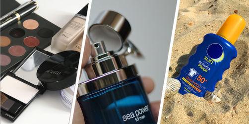 Sonnencreme, Make-up und Co.: So lange sind Drogerie-Produkte haltbar
