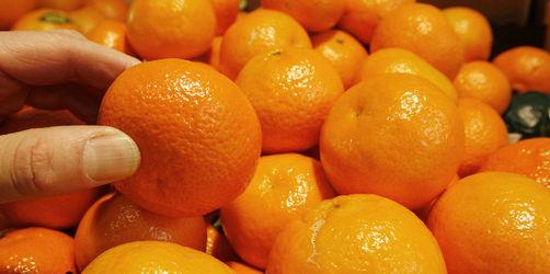 Gesundheitsgefahr! Dieser giftige Stoff lauert in Mandarinen und Orangen