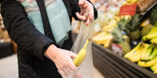 Mehr Umweltschutz: Aldi verlangt ab Sommer Geld für Obst- und Gemüsetüten