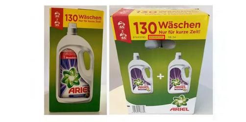 Mit Keimen belastet: Rückruf von beliebtem Ariel-Waschmittel