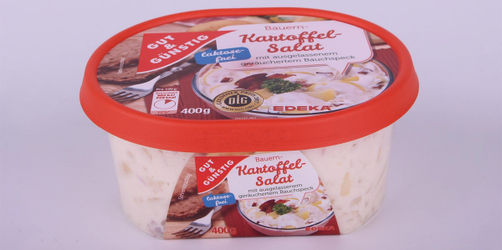 Kartoffelsalat-Rückruf bei Edeka und Marktkauf