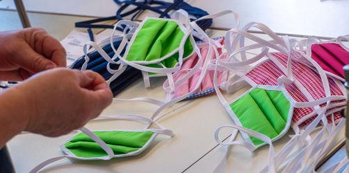 Abmahn-Gefahr: Dieser Fehler kann beim Masken-Nähen teuer werden