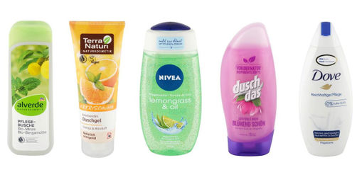 Duschgel im Test: Diese Produkte überzeugen und diese fallen durch