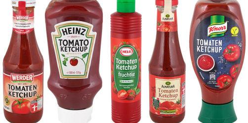 Zu viel Zucker, künstlicher Geschmack: Viele Ketchup-Sorten fallen durch