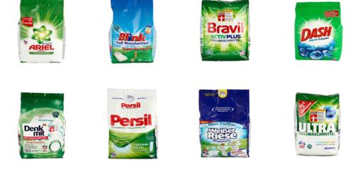 Vollwaschmittel im Test: Nur diese sechs Produkte sind empfehlenswert