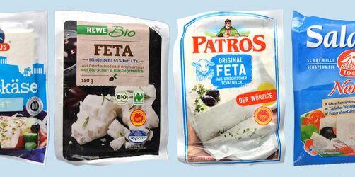 Feta-Käse im Test: Diese Marken sind durchgefallen