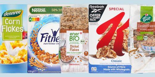 Cornflakes im Test: Das ist der Testsieger & diese Marken fallen durch