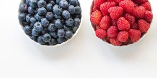 Frisch vs. tiefgekühlt: Diese Beeren sind die Testsieger