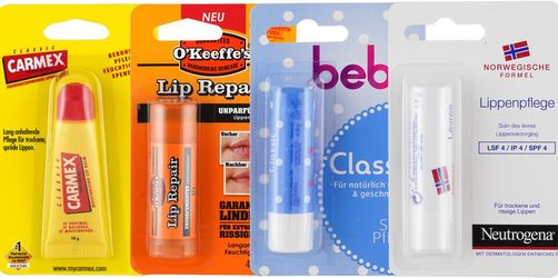 Lippenpflegestifte im Test: Diese Produkte fallen durch